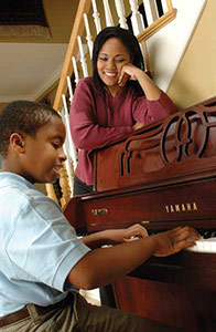 Piano Teaching in Atlanta