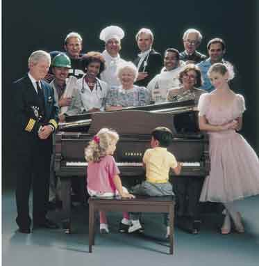 Group with Piano