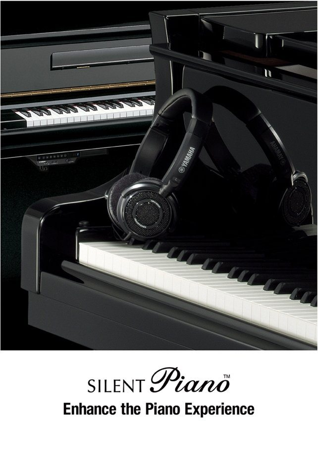 Silent Piano - Enhance the Piano Experience