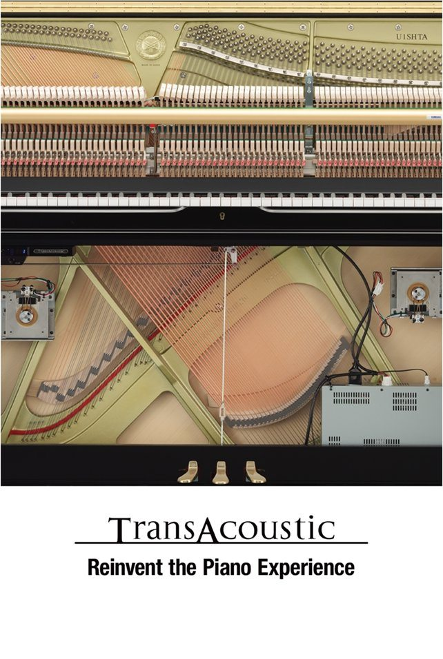 Transacoustic - Reinvent the Piano Experience