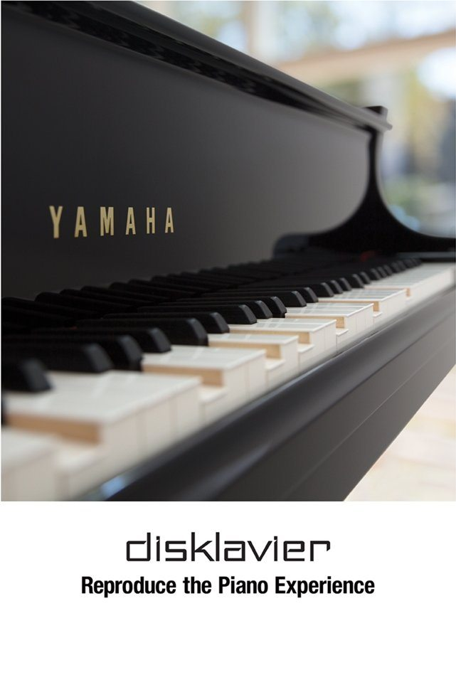 disklavier - Reproduce the Piano Experience