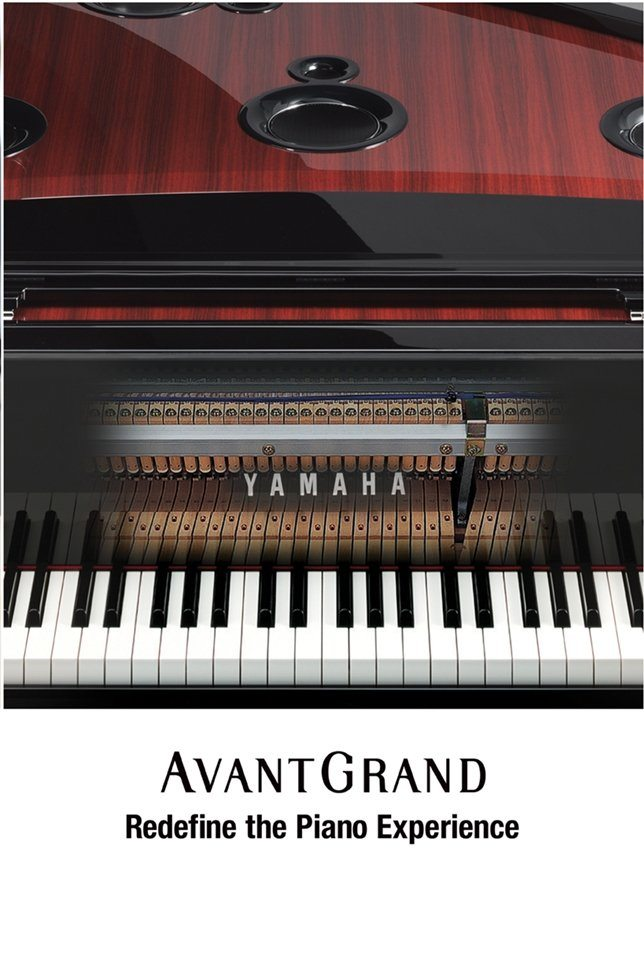 AvantGrand - Redefine the Piano Experience