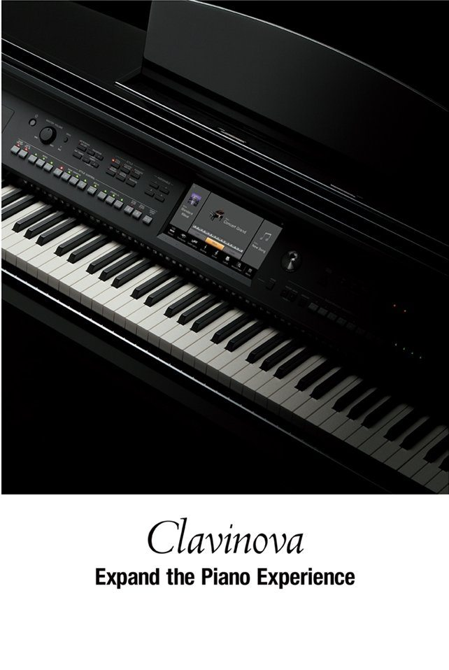 Clavinova - Expand the Piano Experience